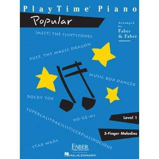 PlayTime Piano Rock n Roll (9780929666211): Nancy