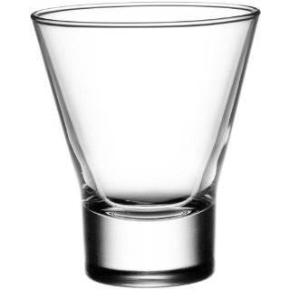 Bormioli Rocco Ypsilon Tumbler Rocks Glasses, Set of 6