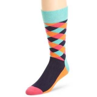 Happy Socks Womens Happy Argyle Socks Clothing