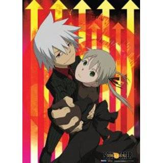 Soul Eater: Soul & Maka Formal Dance Anime Wall Scroll