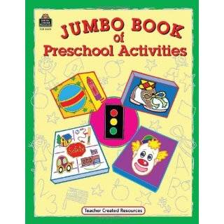 The Busy Moms Book of Preschool Activities (9781402719516