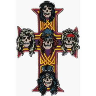 Kiss Army Logo Rock Roll Music Band Embroidered Iron On