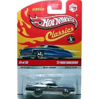 Hot wheels blue 73 ford falcon xb 7/10 All Stars 2010