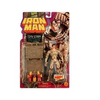 Marvel Comics 1995 Iron Man 5 Inch Action Figure   Iron Man