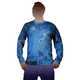 Long Sleeve Visionary Art Alex Grey Shirt  Crystal Tara   CT73 39