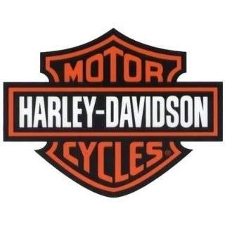 Graphics Harley Davidson Bar & Shield Decal   Static Cling Automotive