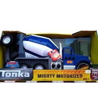 Tonka Strong Arm Cement Mixer Toys & Games