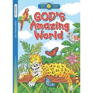 Gods Amazing World (Happy Day Coloring Books …