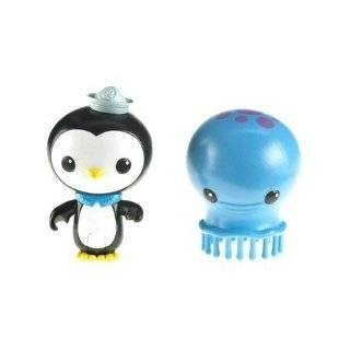 Octonauts Figure & Creature Pack Peso & The Giant Comb Jelly