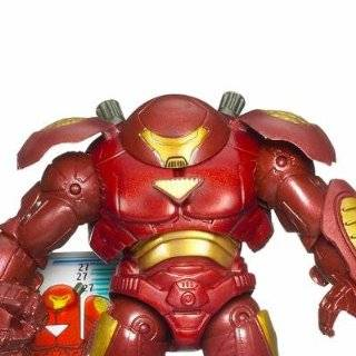 Iron Man Hulkbuster Armor Comic Book Action Figure