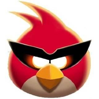 Angry Birds Space Temporary Tattoos Lazer Bird (Set of 8