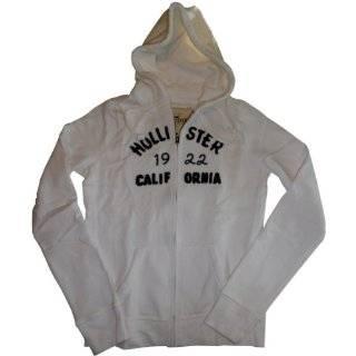 Hollister Hooded Sweat Jacket Hoodie Boomer Beach Navy HCO Clothing