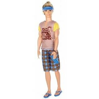 Barbie KEN Camp Barbie Doll (1993) Toys & Games