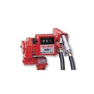 Fill Rite Fuel Transfer Pump   115 Volt, 20 GPM, Model# FR700VNT