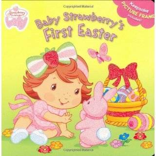 Baby Strawberrys First Christmas (Strawberry Shortcake Baby) [Board