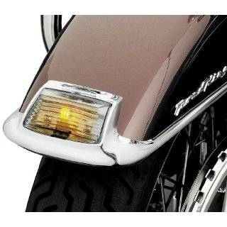 Amber LED Fender Tip Light For Harley Davidson Touring