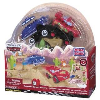 Mega Bloks Disney Cars King Toys & Games