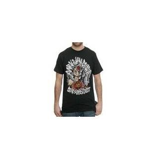 PARKWAY DRIVE   Coffin   Black T shirt Clothing