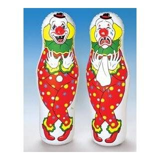 One Clown Bop Bag   Punching Clown