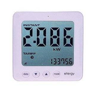 Efergy Elite Wireless Electricity Monitor: Electronics