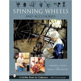 Book of Spinning Wheels (9780914339465) Joan Whittaker Cummer Books