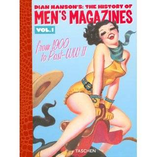 History of Mens Magazines: 1960s At The Newsstand (Dian