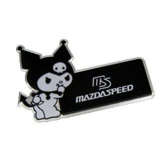 Mazda Wankel Rotary Engine Emblem Racing Hot Rod Sticker