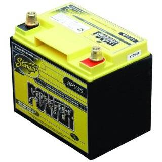 Stinger SPV20 Power Series 300 Amp Battery Car Electronics
