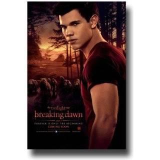 Movie Teaser Flyer 11 X 17   Robert Pattinson, Twilight Saga, Kristen