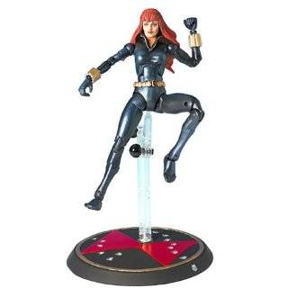 Series VIII   Marvel Legends   Black Widow Action Figure   With
