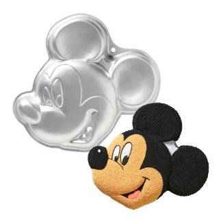 Wilton Disney Mickey Mouse Cake Pan (2105 3601, 1995) Retired
