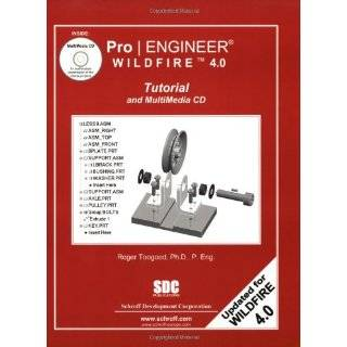 Pro/E Wildfire Software) (9780534400835) Louis Gary Lamit Books
