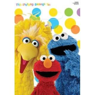 Bags set (8 pcs set)   Elmo , Cookie Monster & Big Bird Toys & Games