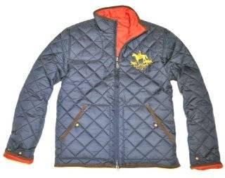 Polo Ralph Lauren Men Reversible Quilted Jacket Explore