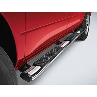 2009 Dodge Ram Chrome Side Steps Running Boards Quad