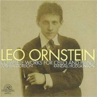 Leo Ornstein Piano Quintet String Quartet No. 3 Leo Ornstein