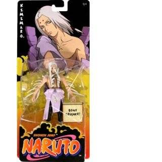 Kimimaro   Naruto Mattel Basic Action Figure
