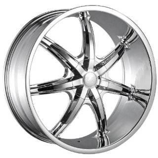 22 Inch 22x9.5 HELO wheels HE868 Chrome wheels rims Automotive