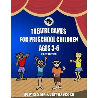 Movement Stories for Young Children: Ages 3 6 (Young Actors Series