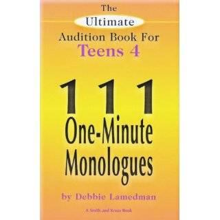 Monologues (Young Actors Series) (9781575252360): Janet B. Milstein