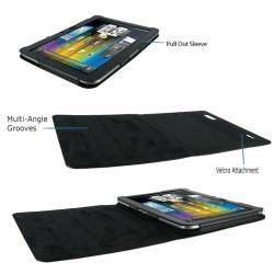 rooCASE HTC Jetstream 10.1 Inch Tablet Dual View Leather Case Cover