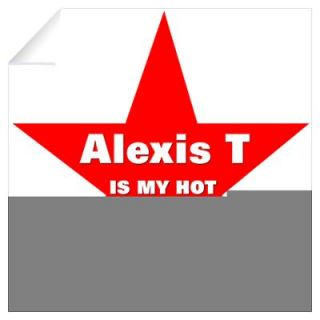 alexis texas Wall Decal