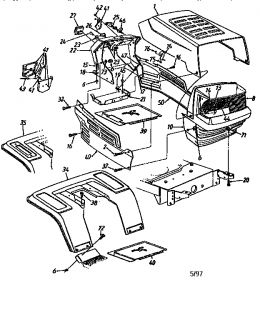 166974565_mtd tractor differential assembly parts model 13al660 rv 50 service wiring diagram rv find image about wiring diagram,30 Rv Pedestal Wiring Diagram