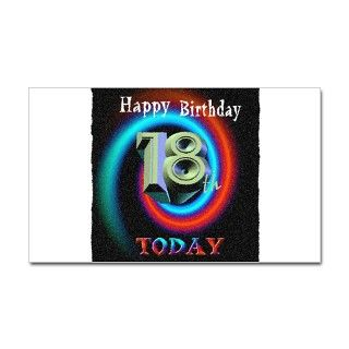 Happy Birthday 15 Year Old Bumper Stickers  Car Stickers, Decals