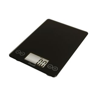 Escali Arti Black 15 Pound/7 Kilogram Digital Food Scale