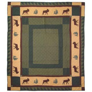 Moose Tracks King size Quilt