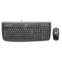 Logitech Internet 350 USB Standard Desktop Keyboard and Mouse Set