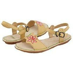 Camper Kids 80079 (Youth) Napa Pau/Marite Honey (Beige) Sandals