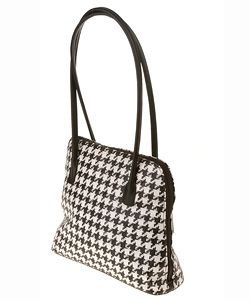 Gio & Co Zip Around Double Handle Handbag