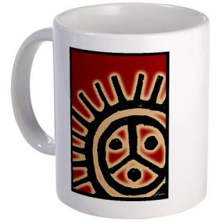 Sol Taino Coffee Mugs  Sol Taino Travel Mugs